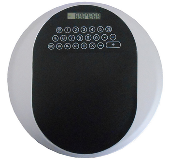 supply circular mouse pad calculator with 8 digit calculator desk