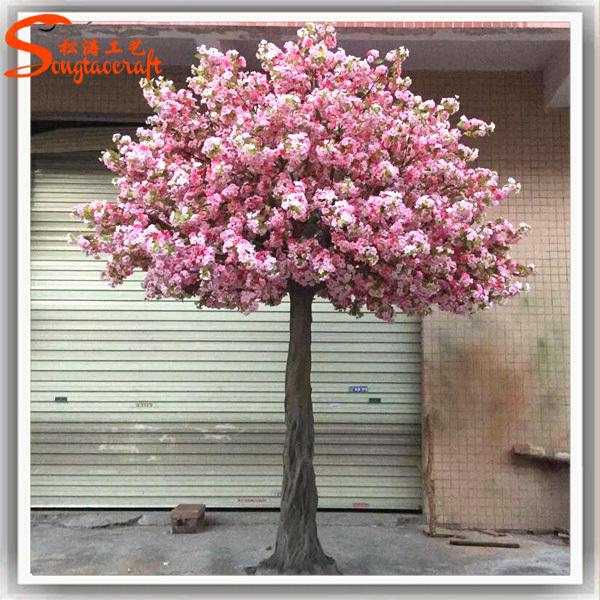 Apanese rboles artificiales flores de cerezo rosadas boda - Arboles artificiales ...