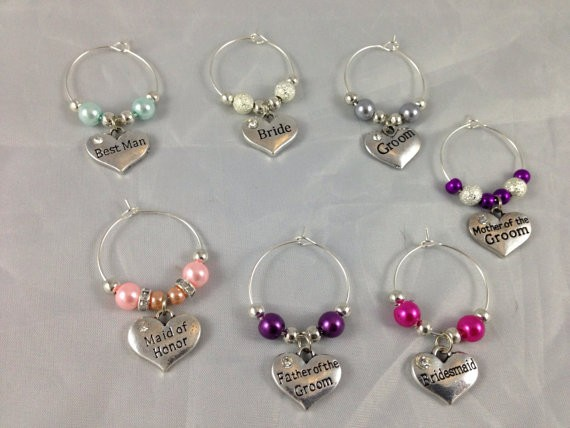 Wedding Wine Glass Charms, Wedding Wine Glass Charms Suppliers and ...