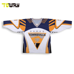 hot sale online a9f96 d03ac Quick dry Adult Mens toddler hockey jersey