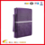 New Design Handmade Pu Leather Deluxe Zipper Bible Cover With Handle