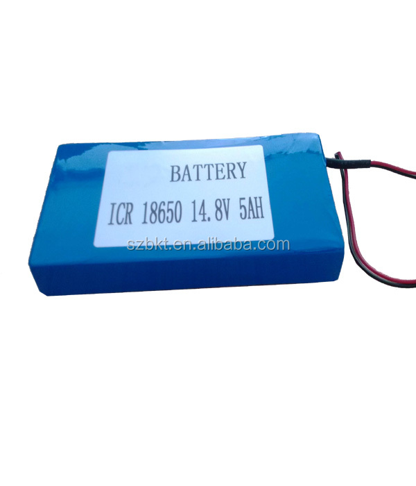 18650 14.8v 5ah lithium ion battery lithium ion battery 12v