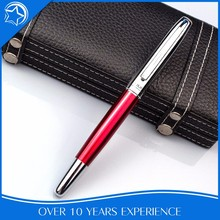 Red Gift Engrave Design Ballpoint Pen