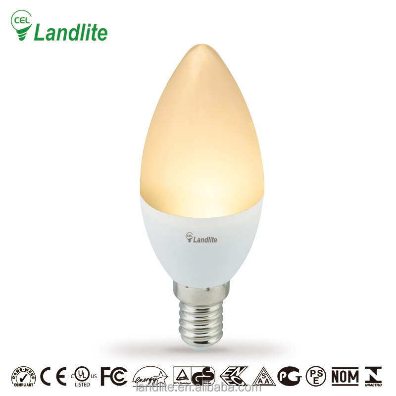 Wholesale Filament Bulb 230V 4W Candle E14 Led In Lamp