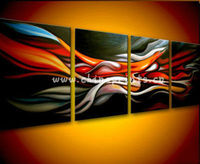 Abstract Group Easy Canvas Painting Designs