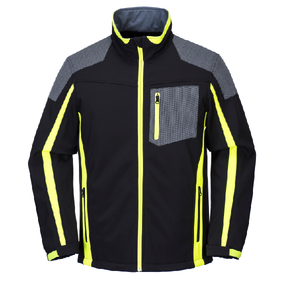 OEM high performance waterproof breathable softshell jacket soft shell jacke