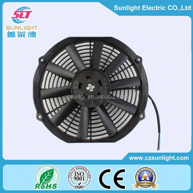 10 inch good quality electric industrial fan 2 in 1 round base