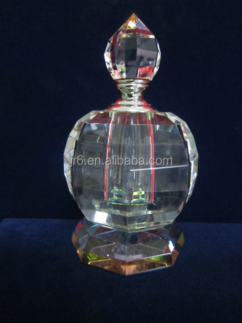 Crystal Perfume Bottle Factory Glass Vintage Perfume Bottle