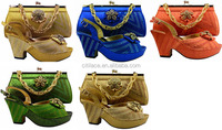 SB491 gold EUR size 38/39/40/41/42 message us which size you want italian matching shoes and bags
