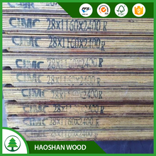 WBP Marine 28mm Container Flooring Plywood to Vietnam