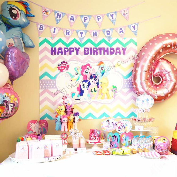 Fashion Kids Birthday Party Supplies Theme Wholesale