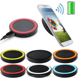 best selling products 2018 in usa qi wireless charger for iphone and samsung