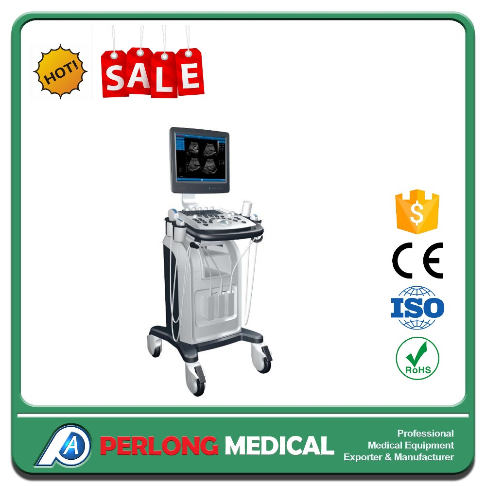 Top quality medical imaging mobile digital Ultrasound System with reasonable price,PT6102