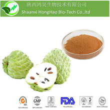Anti Cancer Ingredient graviola soursop extract 4:1/graviola soursop extract Powder/ graviola soursop P.E