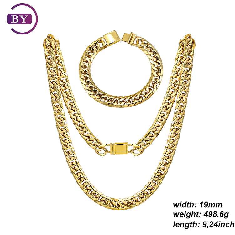 Indian Simple Design Beautiful Designer Gold Necklace Set - Buy ...