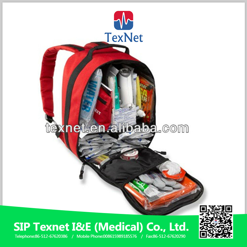 China Made High Quality Waterproof First Aid Kit Bag