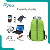 Eco-Friendly sublimation backpack backpack women 2016