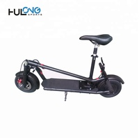 2018 newest item 2 seat mobility scooter, 10 inch fat tire electric scooter with 540w for adults, electric kick scooter