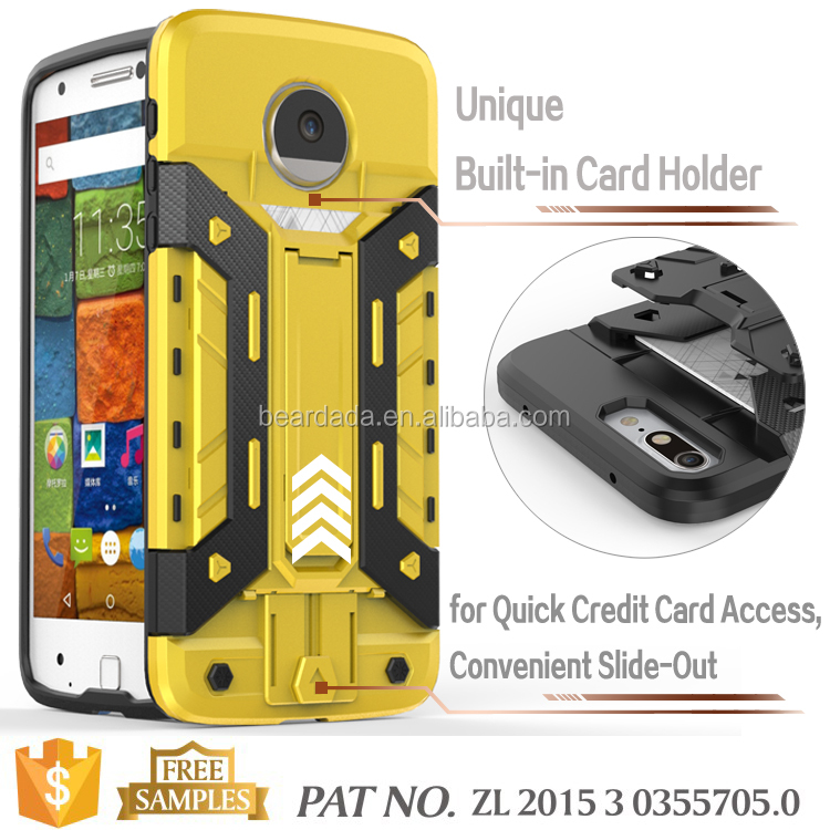 PC+TPU mobile phone case for Motorola Moto Z Droid