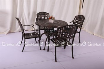 Garden Ridge Outdoor Furniture Wrought Iron Garden Table And Chairs