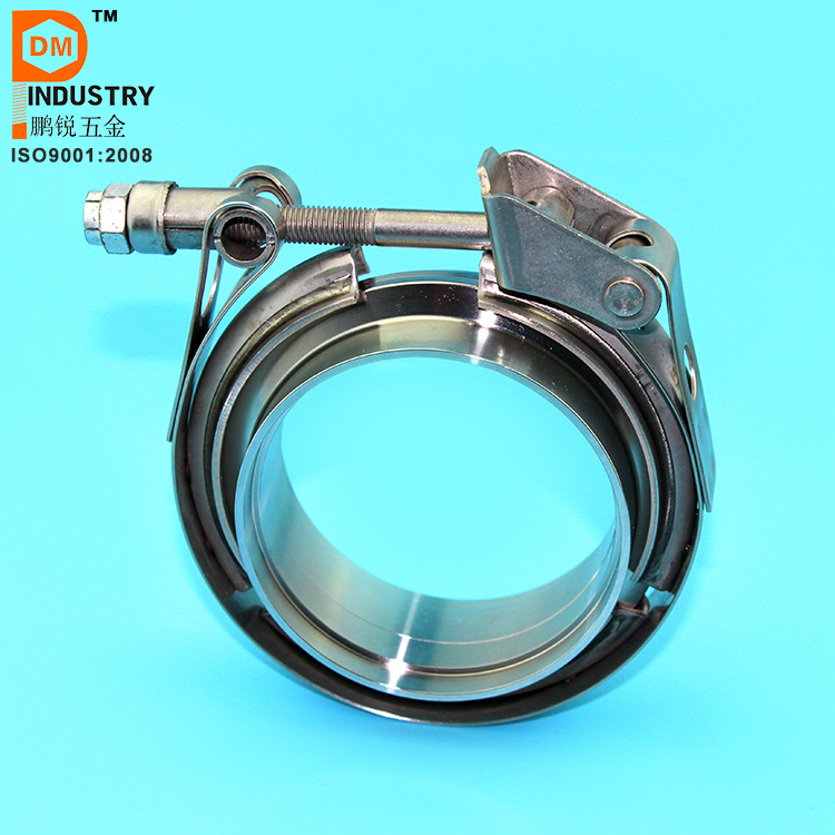 V Band Exhaust Clamp