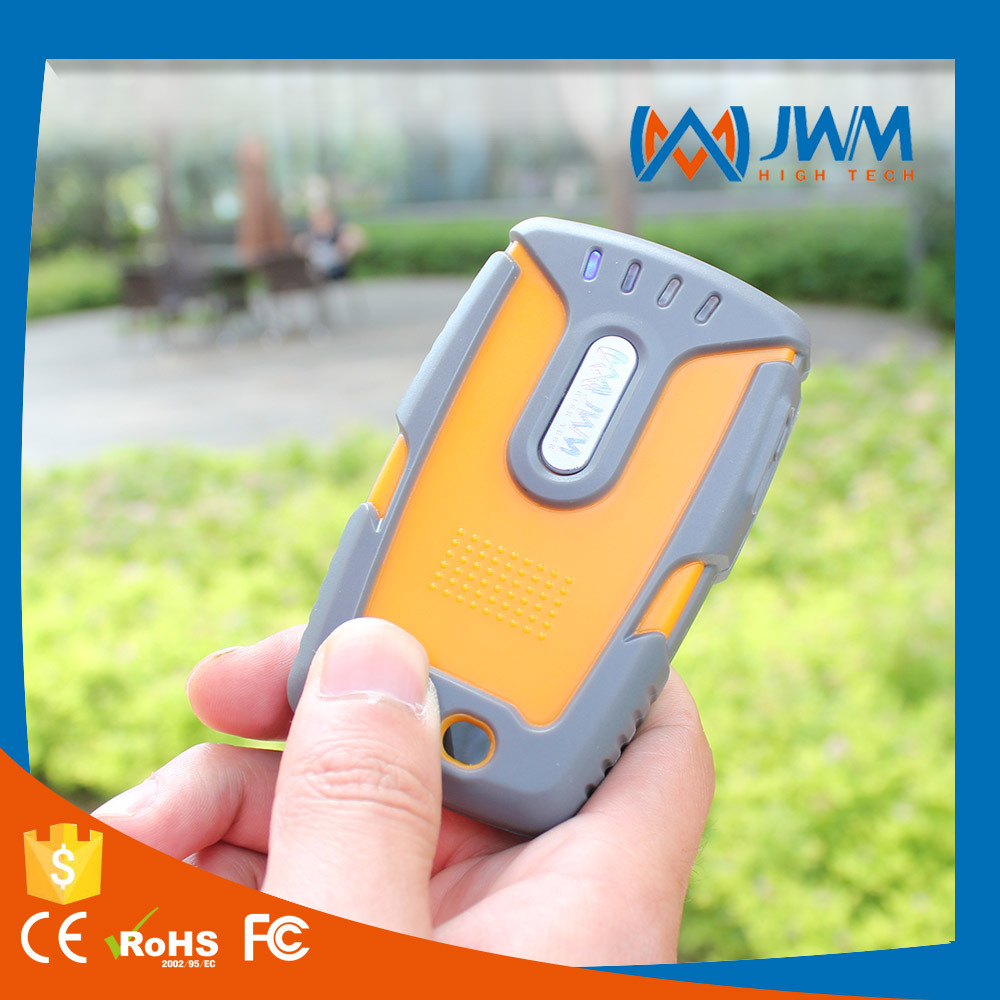 Capacitive Touch Key 3G Online RFID Guard Tour System