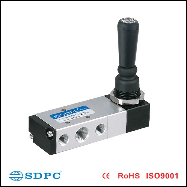5/2 Pneumatic hand switch control valve