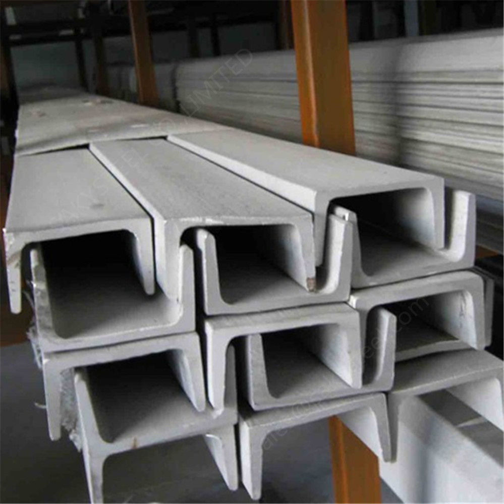 C channel type bar buy stainless steel SS316 pickled surface