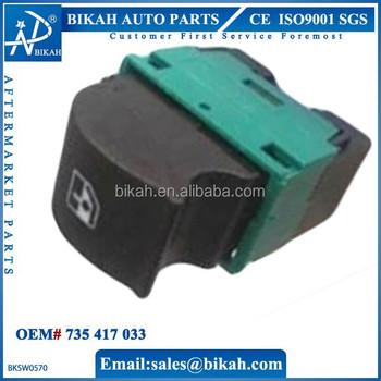 Oem# 735 417 033 For Fiat Doblo 2 09-14 Power Window Switch