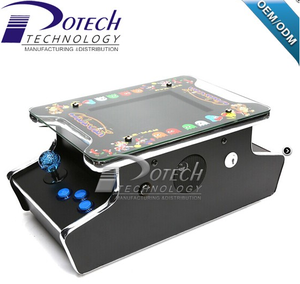 15inch mini 2side 2player cheap arcade cocktail table machine