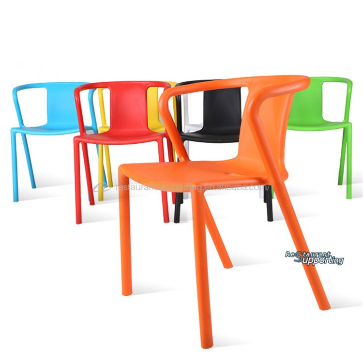 Orange Plastic Chair durable cheap stackable plastic chair philippines wholesale - buy