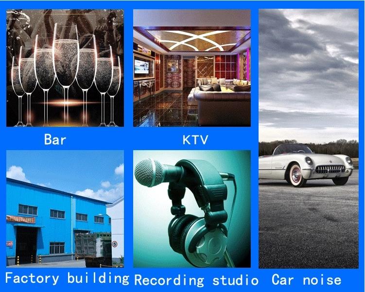 Оптовая продажа все виды звуконепроницаемой губки КТВ студия акустической пены
