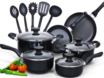Newest Aluminium Amc Cookware Sets /very Competitive Price - Buy Amc  Cookware,Amc Cookware Made In China,Heat Proof Cookware Product on  Alibaba com