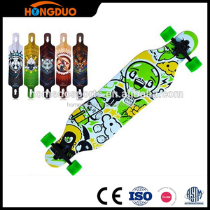 Best cruiser skate wooden long board