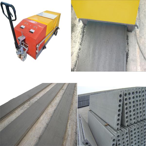 Readymade Compound Walls Machine,Light Weight Concrete Panel Machine - Buy  Lightweight Wall Panel Machine,Precast Concrete Hollow Core Wall Panel