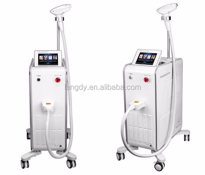 salon use unique no pain epilia diode laser hair removal