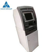 NCR Personas 5877/5887 Complete Bank Machine Refurbished ATM