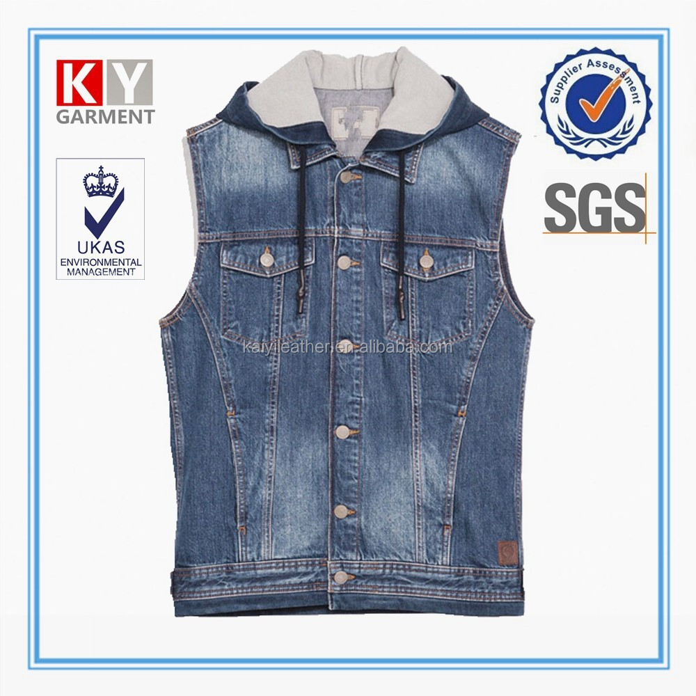 Denim Jacket Without Sleeve, Denim Jacket Without Sleeve Suppliers ...