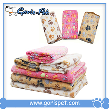Paw Patterns Polar Feece Pet Blanket dog & cat Soft Throws