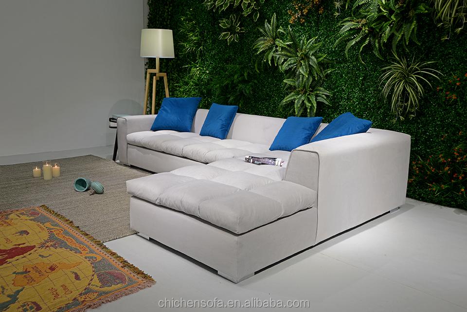 Excepcional Salón Moderno Muebles Del Asiento Festooning - Muebles ...