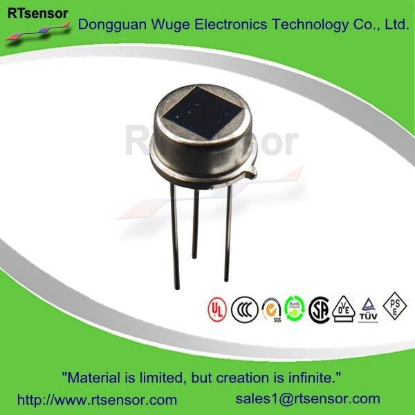 Omni-directional Quad Element Pyroelectric Infrared Radial Sensor Cds Photoresistor Module D205B