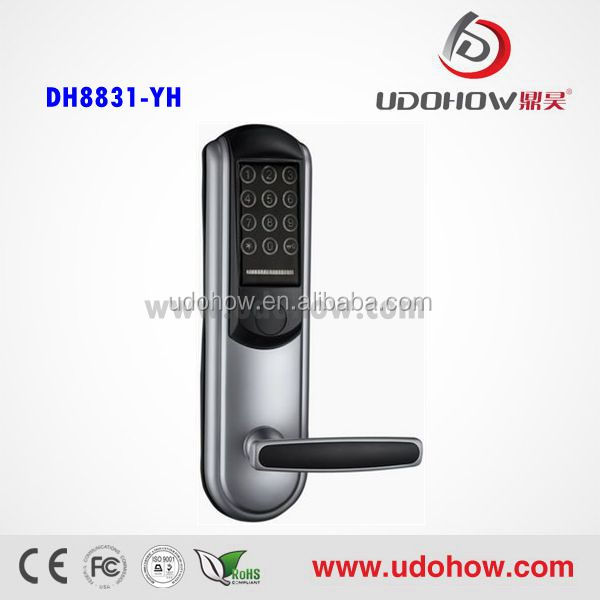 high security high quality cipher lock manufacture(DH-8331YH)