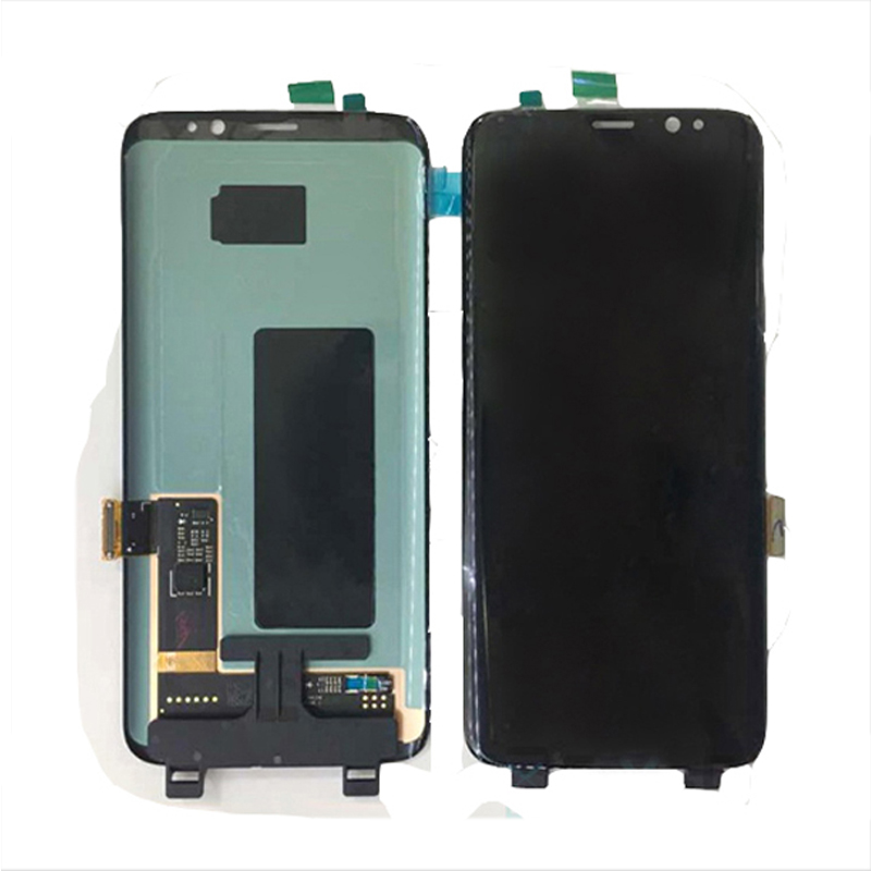 New arrival smart phone <strong>lcd</strong> display for Samsung s8 g950 <strong>lcd</strong> with touch screen digitizer complete assembly