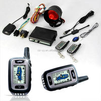 Two Way Universal Remote Control Car Alarm System