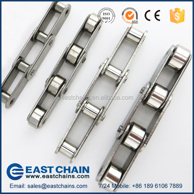 Factory Manufacturer stainless steel roller chain 208BH