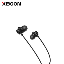 2019 new blue tooth earphone necklace s8  cheap earphone headphone sports neckband  for sports liker