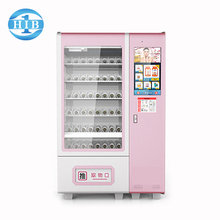 LCD reclame display type Custom made 24 uur <span class=keywords><strong>OEM</strong></span> snack drank <span class=keywords><strong>automaat</strong></span>/Dispenser fabrikant