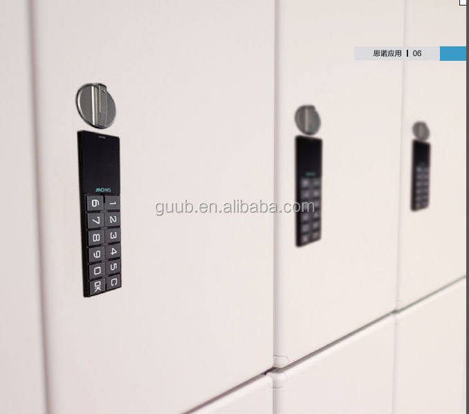 2015 Guub Number Lock For Cabinet With Battery