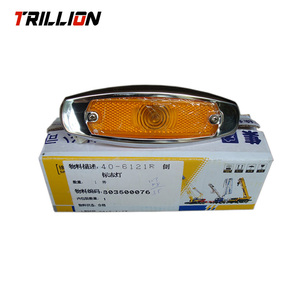 Sealed and reliable truck side marker light
