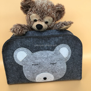 Children crafts Sewing kit felt mini felt school bag evening bag low price